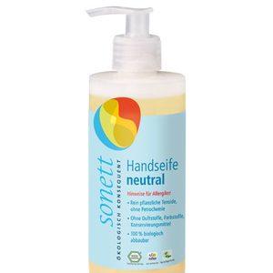 Flytande tvål sensitive doftfri 300ml – Sonett