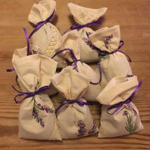 Lavendelpåse – Tant Annas Vrå
