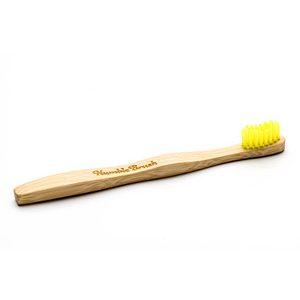 Barntandborste bambu gul – Humble Brush