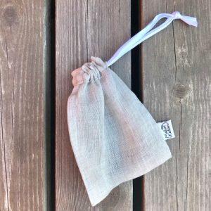 Skrubbpåse för tvålrester – Malin i Ratan