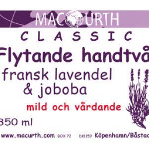 Flytande tvål lavendel 350ml – MacUrth