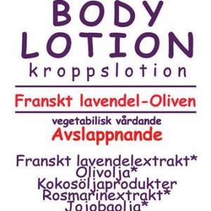 Bodylotion Lavendel 200ml – MacUrth